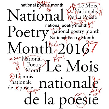 Read. Write. Celebrate. Poetry.