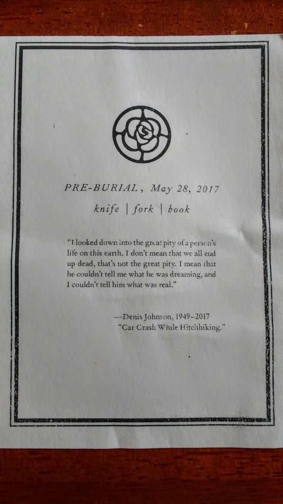 preburial
