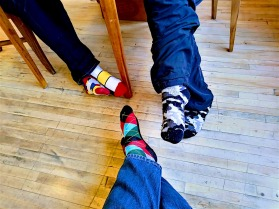 3 pairs