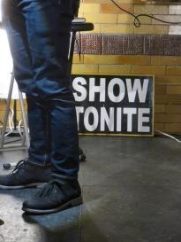 show tonite