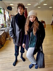 Nicky and Julie